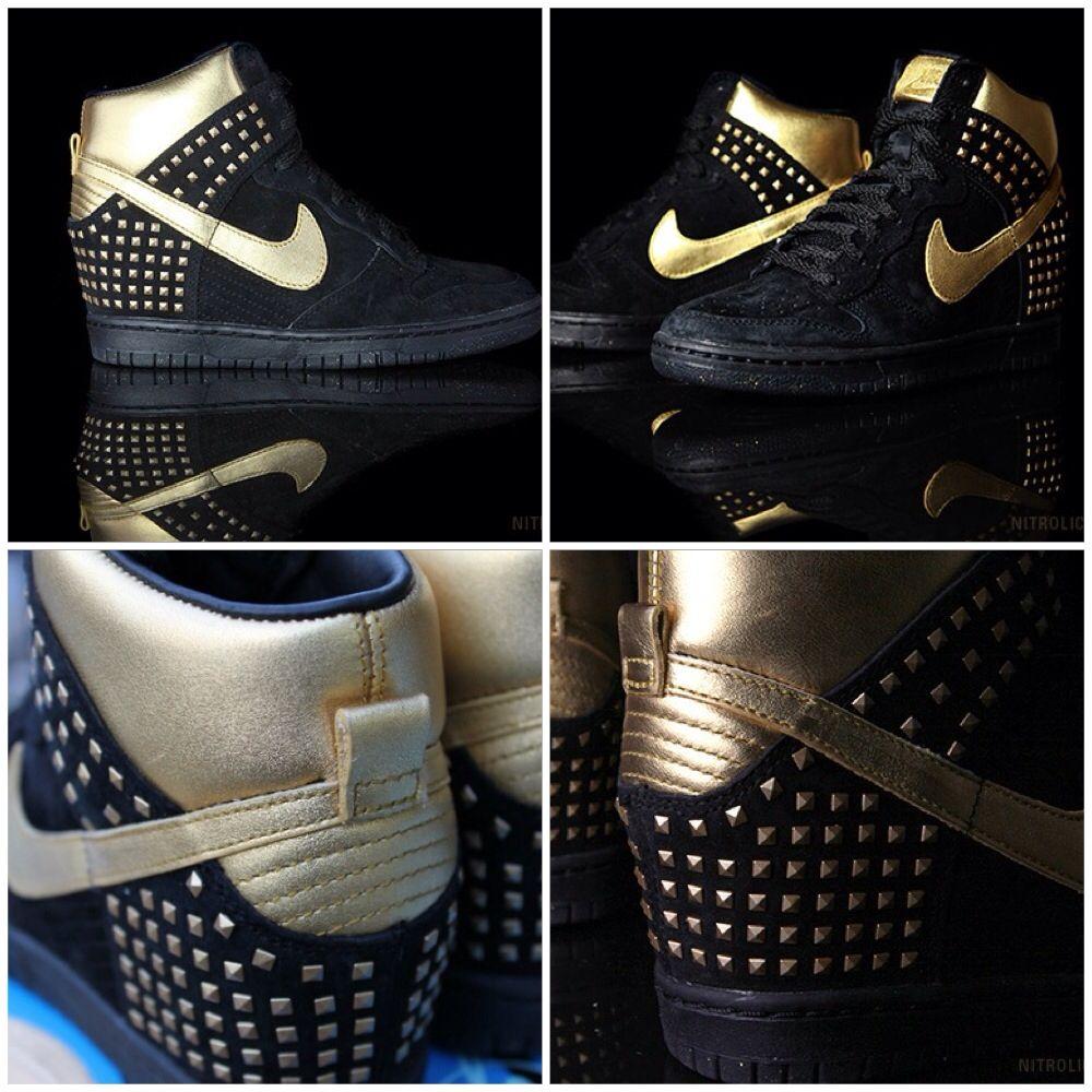 Nike wedge sneakers, Wedge sneakers