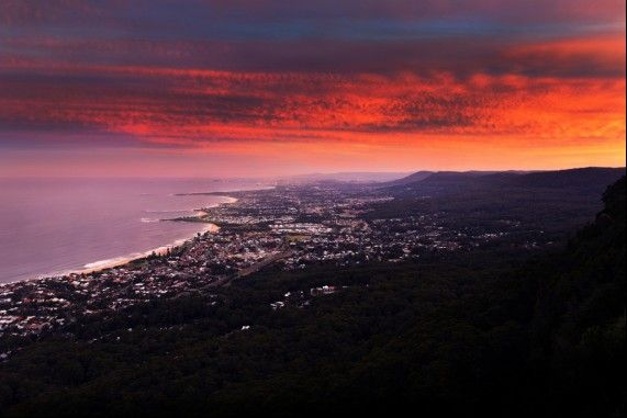 Awesome And Sublime Chilby Photography Sunset Landscape Photography Wollongong