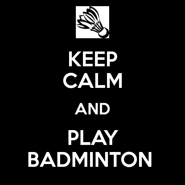 Black Badminton Wallpaper Hd
