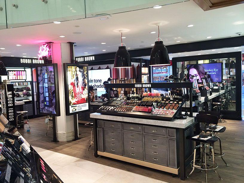 Macy S New Beauty Floor 34th Street Herald Square Bobbi