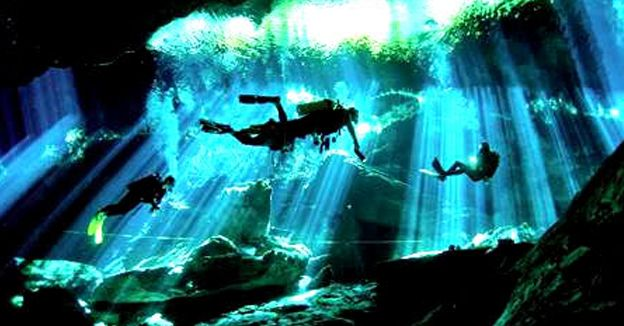 Cancun, destino seguro para la práctica del buceo