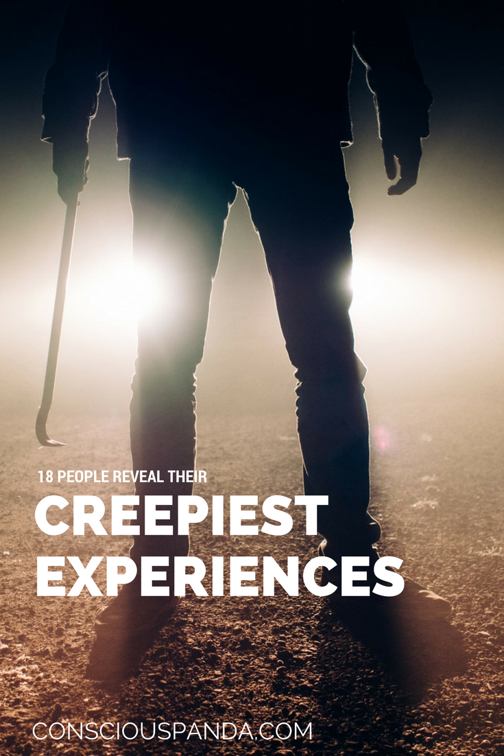 18 People Reveal Their Creepiest Real Experiences   ♢Paranormal