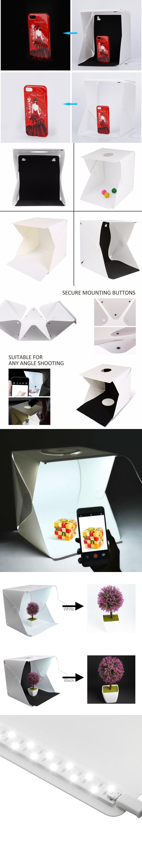 lightbox set photography box whitebox bizessential bundle value lighting light shop up singapore