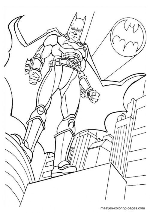 Batman dark knight coloring pages Places to Visit Pinterest