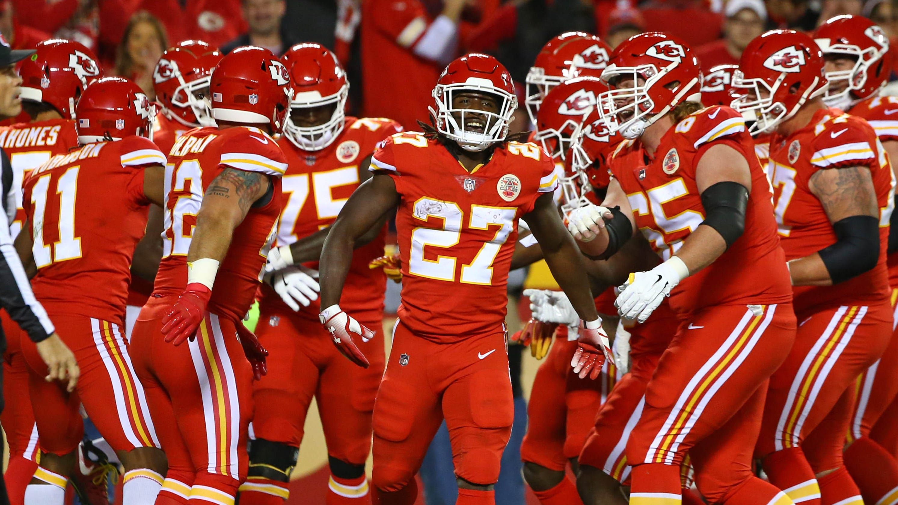 Watch NFL Kansas City Chiefs vs Tennessee Titans Live