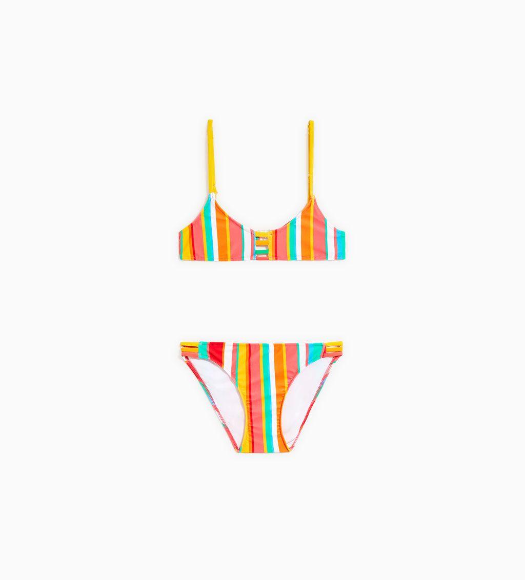 14 mädchen in bikini Modische gemütliche
