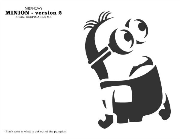 Pumpkin Carving Templates From Frozen And Other Kidsu0027 Movies   Page 3 Part 71