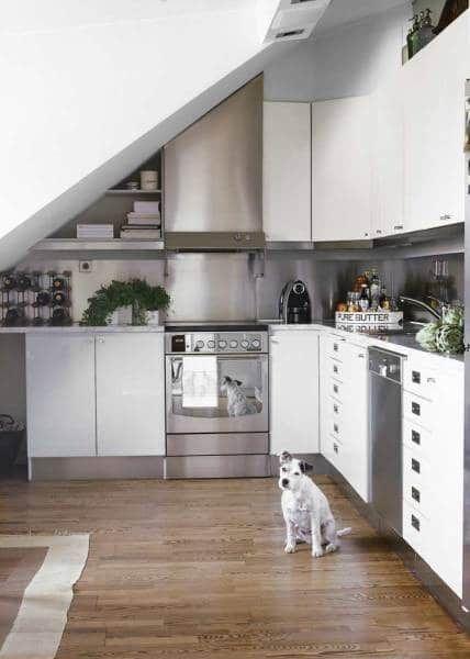 21++ Amenagement escalier dans cuisine ideas