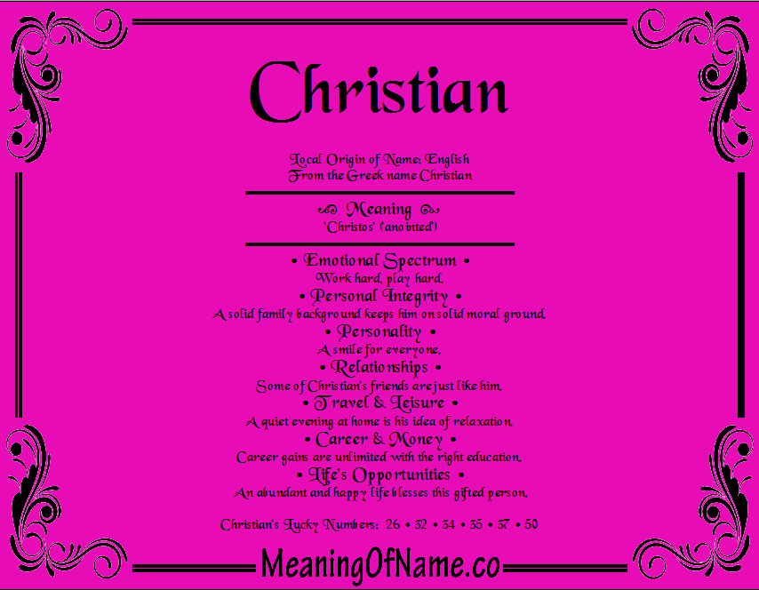 Christian Names for Baby Boys - ThoughtCo