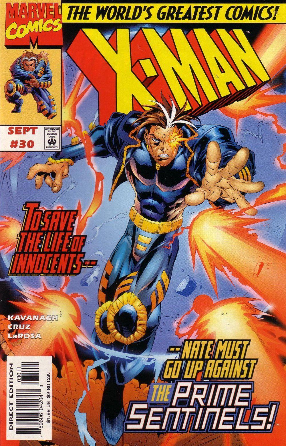 X Man Operation Zero Tolerance Historietas Comics Comic Books