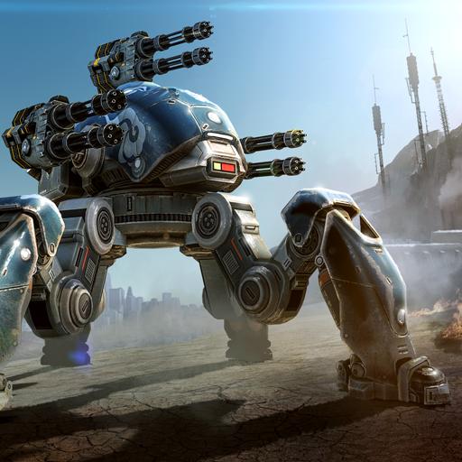 War Robots Multiplayer Battles 6.2.2 In 2020