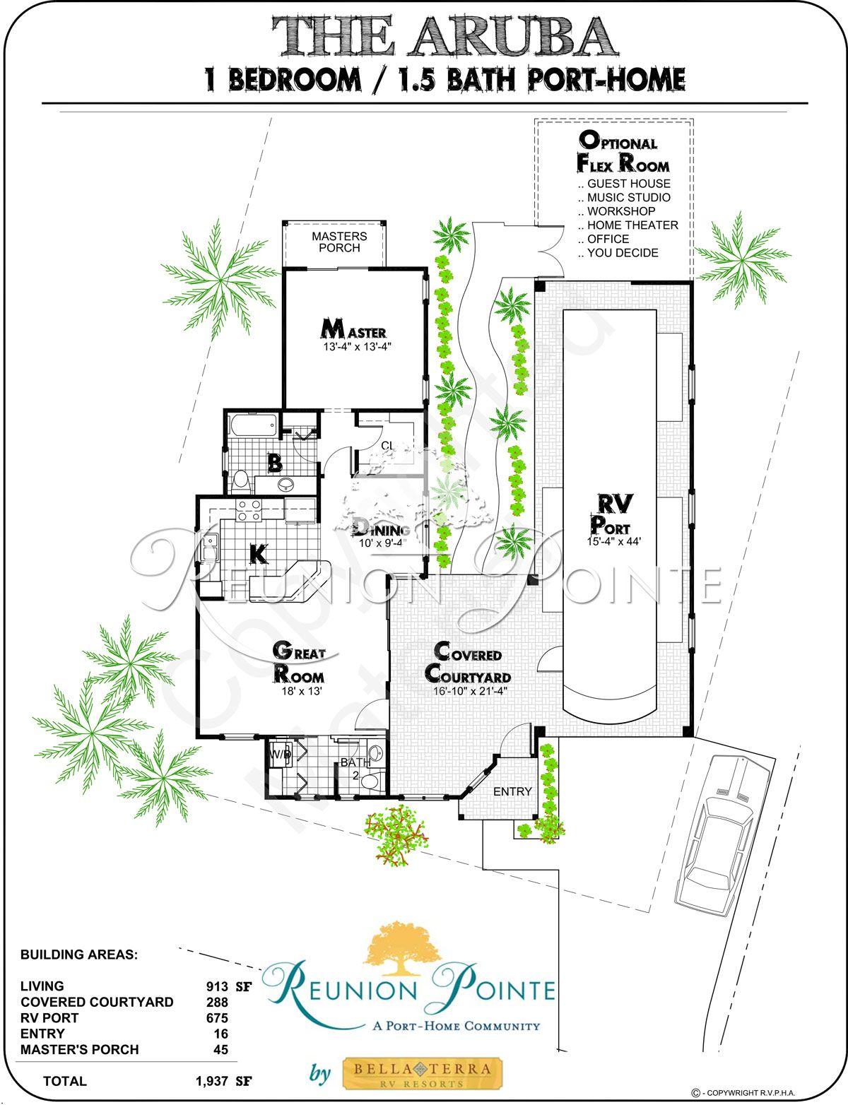 Port Home Floor Plans Reunion Pointe House Floor Plans Garage Floor Plans Floor Plans