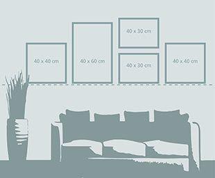 Photo of Tipps für das richtige Aufhängen | ifolor