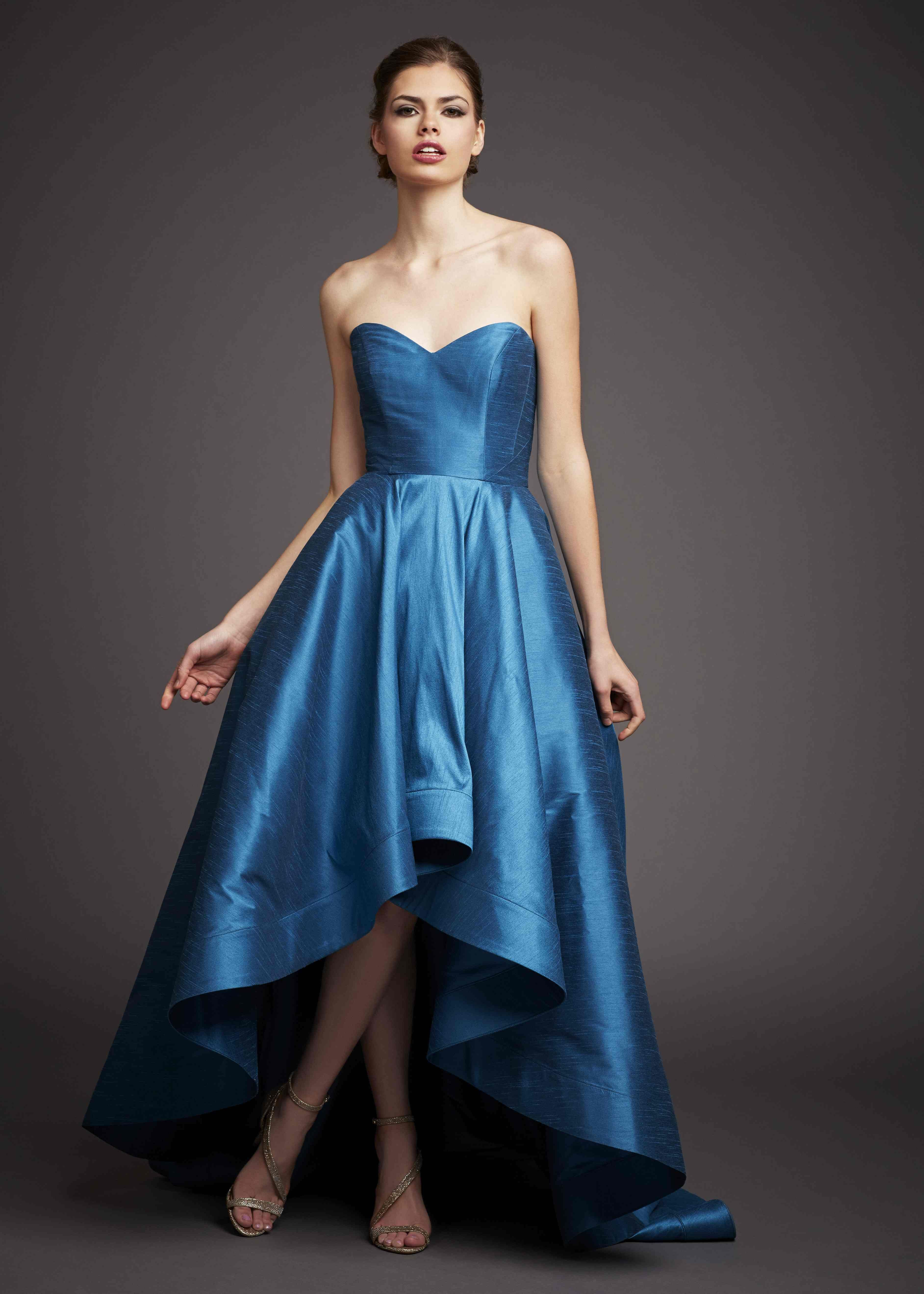 Anne Barge Black Label - Evening Gown - Ryland. Strapless gown of ...