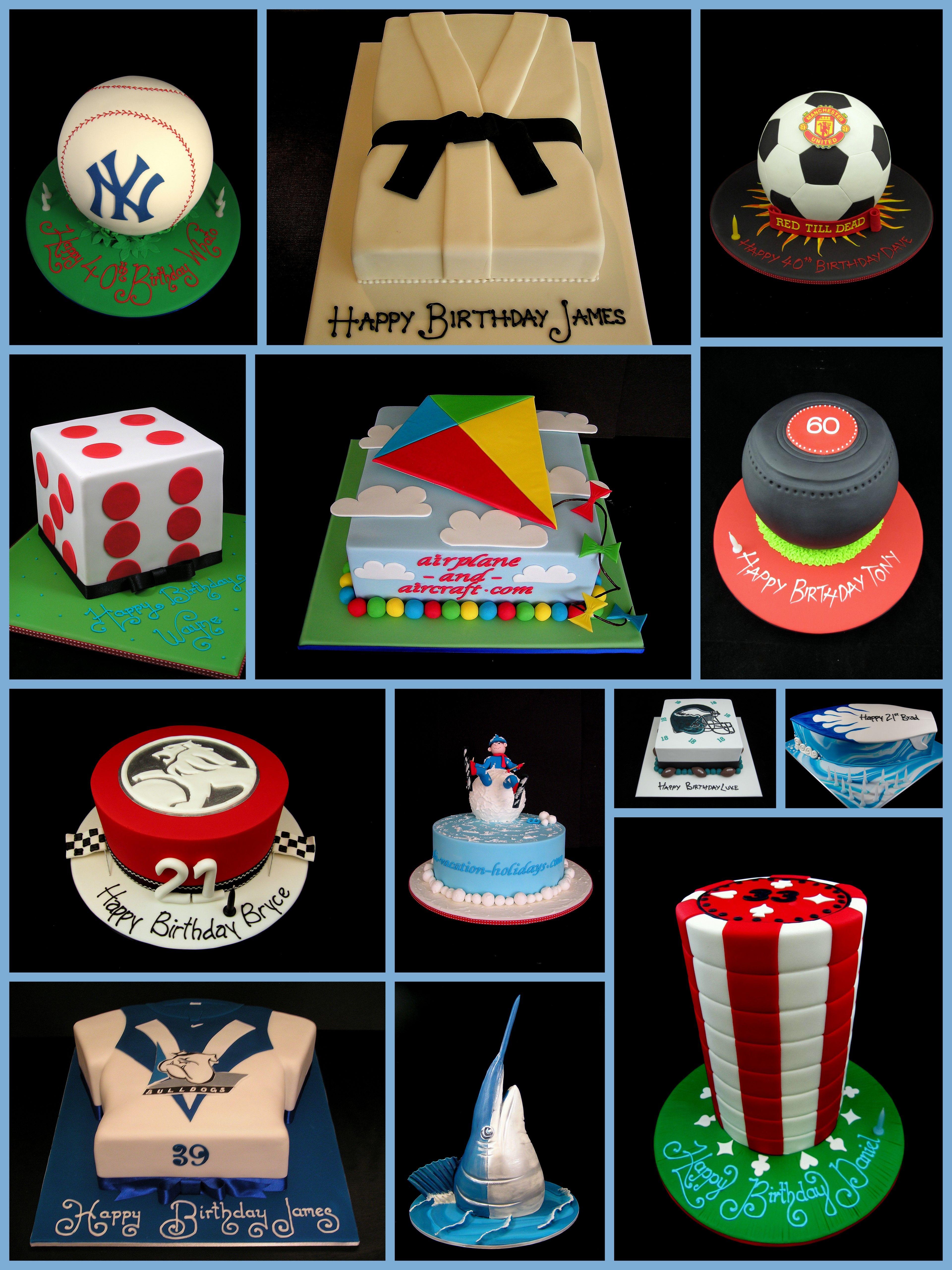 Novelty Cake Ideas