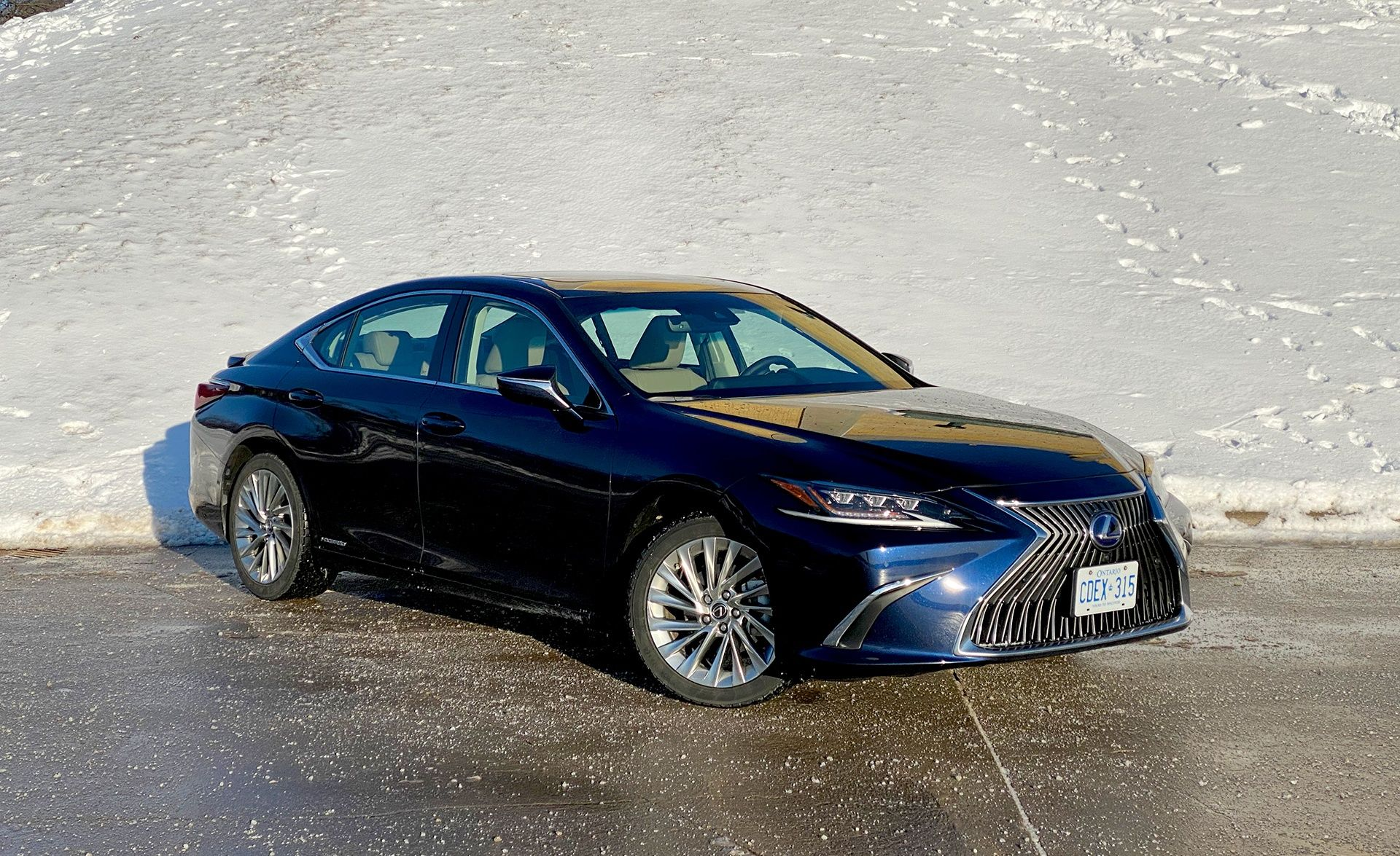 Lexus Es 300h Sedan In 2020 Lexus Es Lexus Vehicle Warranty