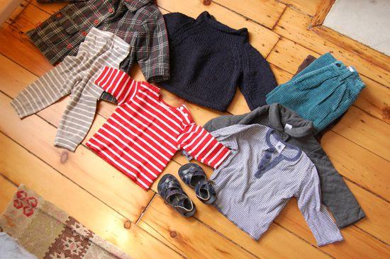 boy wardrobe