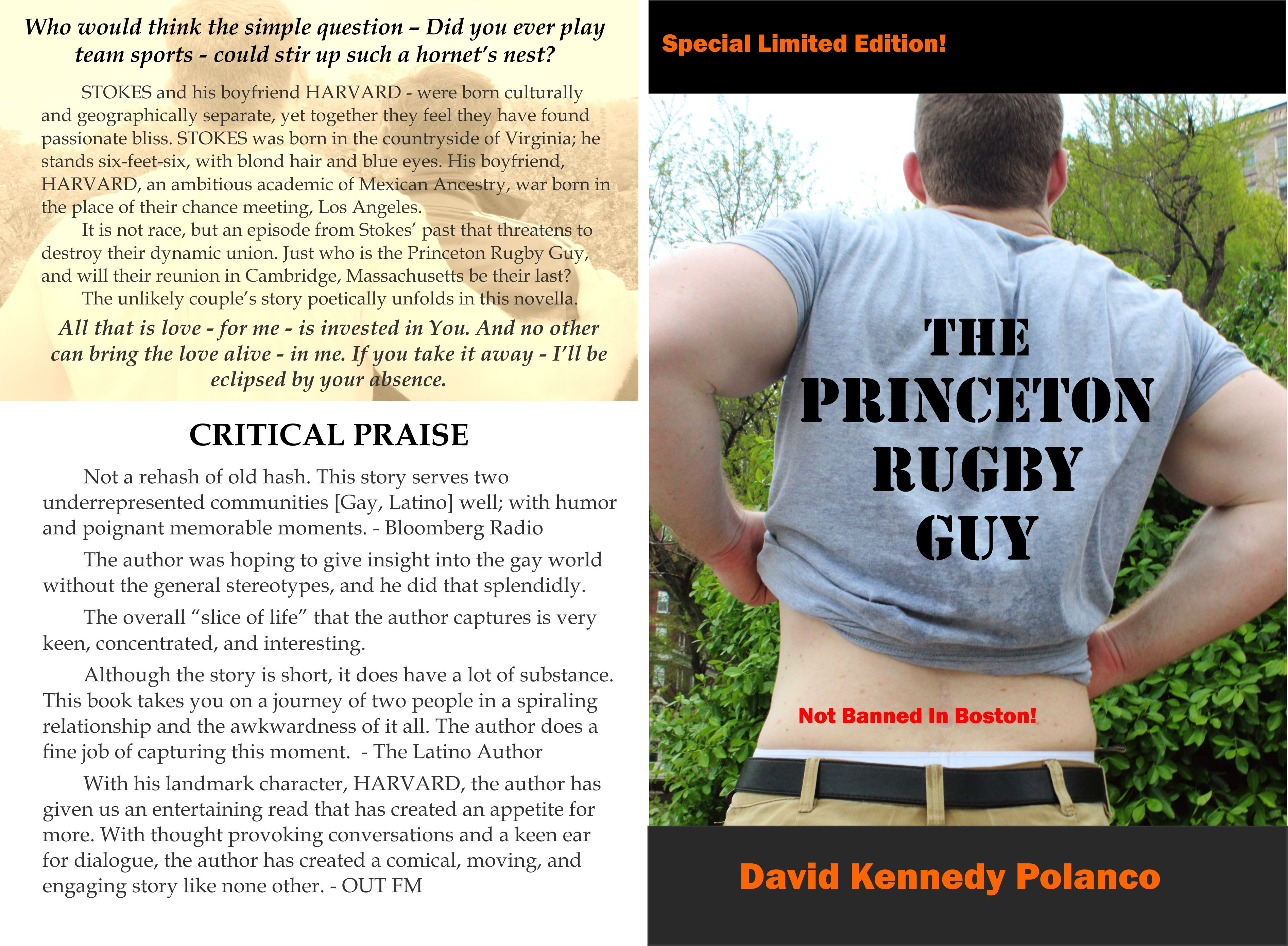 The Princeton Rugby Guy Hornets Nest Tank Man This Or That Questions