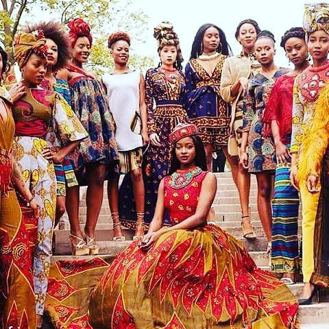 Very inspiring! #goodvibes #africaninspired #africa #africanfashion