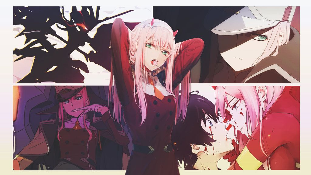 Instagram Credit All Resources To Their Respective Owners Nbsp Querida No Franxx Anime Wallpaper