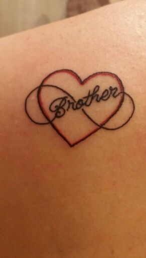 Tattoo In Remembrance Brother Tattoos Remembrance Tattoos Tattoos