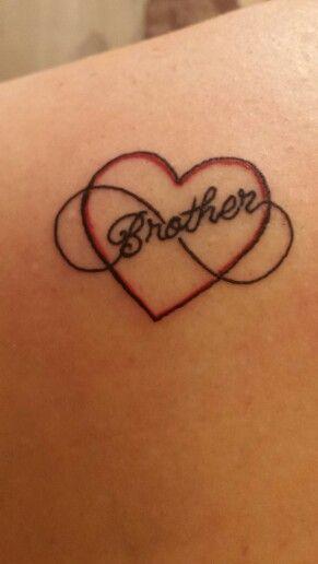 Memorial Tattoos For Brothers : memorial, tattoos, brothers, Tattoo, Remembrance, Brother, Tattoos,, Memorial