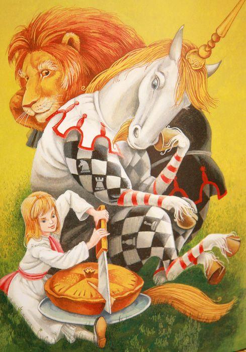 Maxim Mitrofanov | ILLUSTRATION | Alice's Adventures In Wonderland