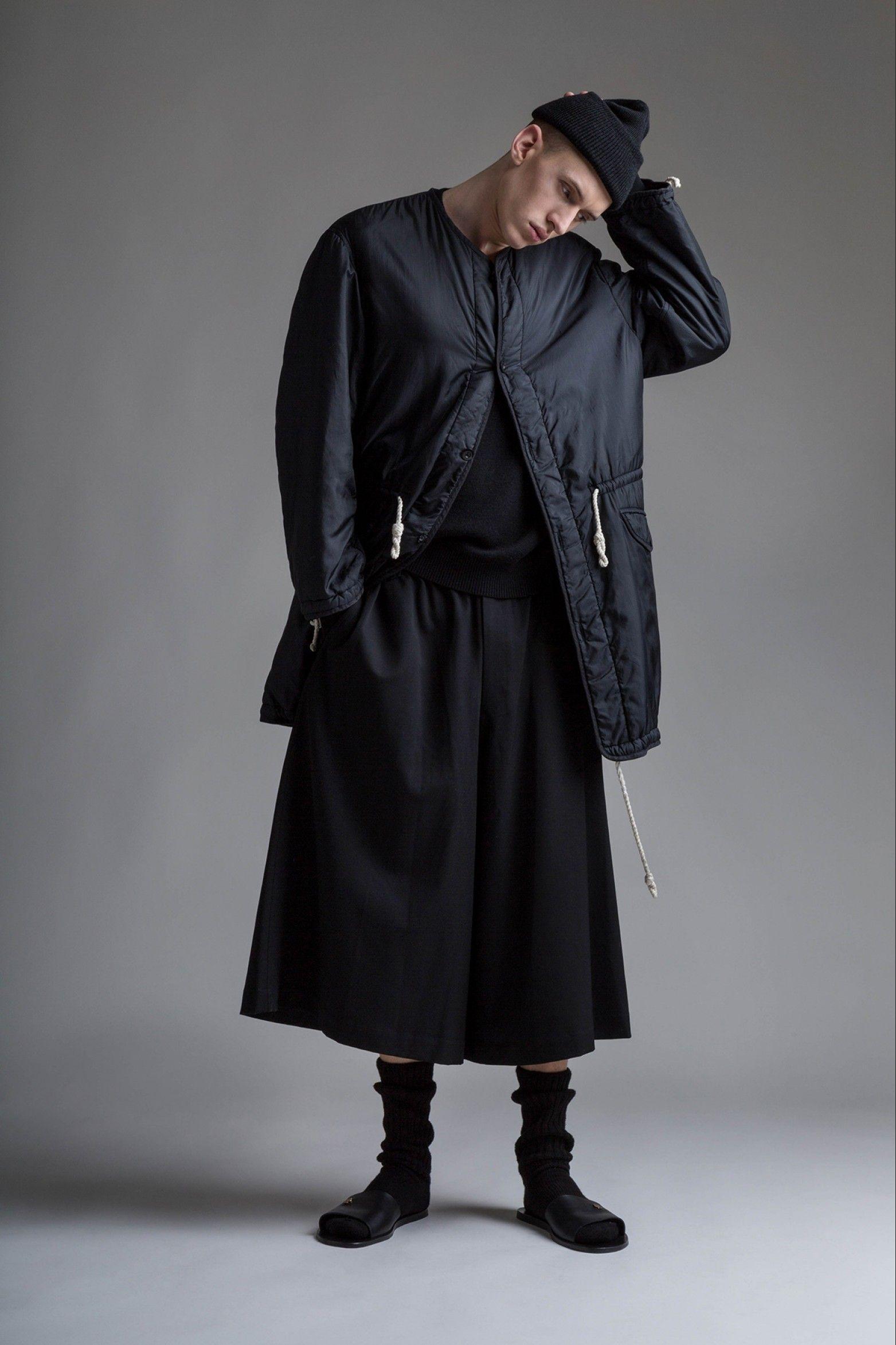 Vintage Yohji Yamamoto Men s Gauchos   Одежда   Pinterest   Yohji ... 32aa2ea50d7
