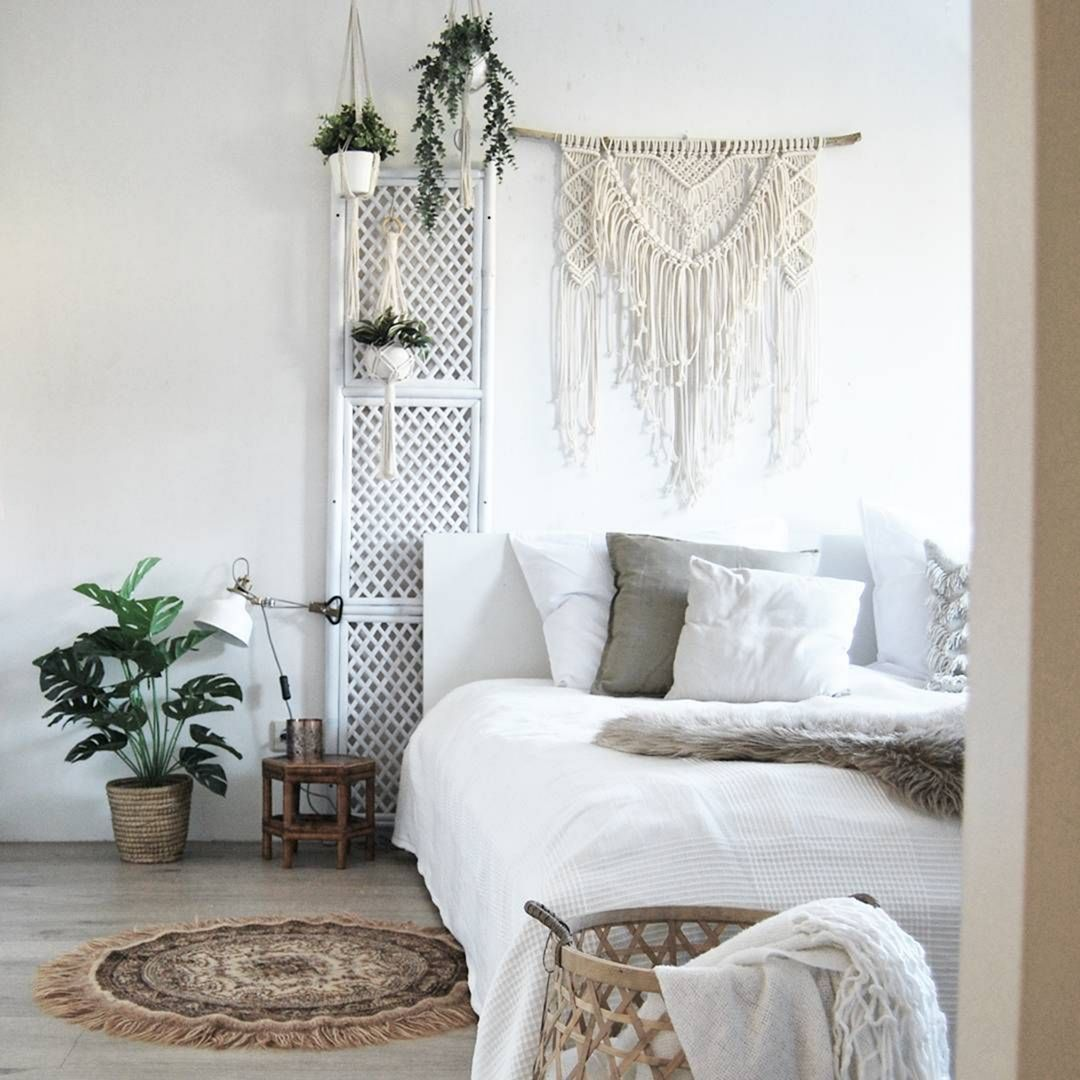 Youth Bedroom Ideas And Trends You Must Try: 30 Cozy Bohemian Bedroom Design Ideas Must You Try