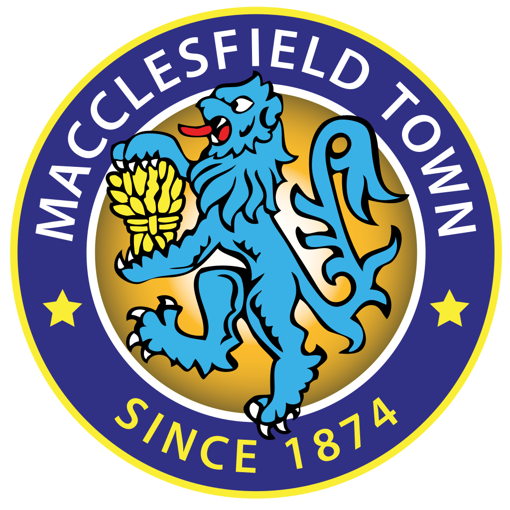 Macclesfield Town F C Wikipedia In 2020 English Football Teams Football Team Logos English Football League
