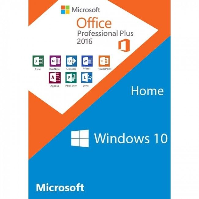 Buy Windows 10 Home (32/64 Bit) + MICROSOFT OFFICE 2016 PRO PLUS 32/64-bit KEY   Windows 10. Microsoft windows. Windows 10 microsoft
