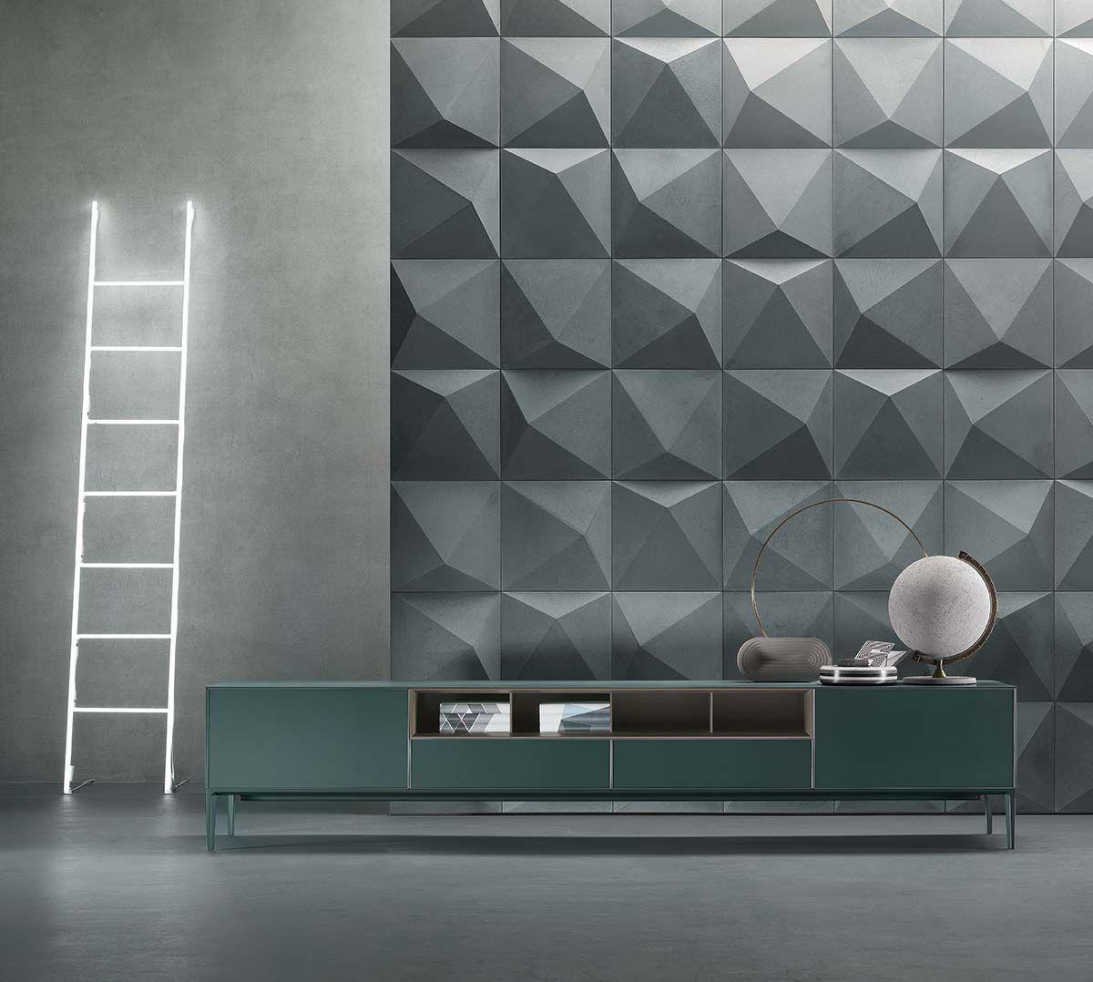 Wohndesign freudling wohnzimmer modern cabinets for Haus innendekoration