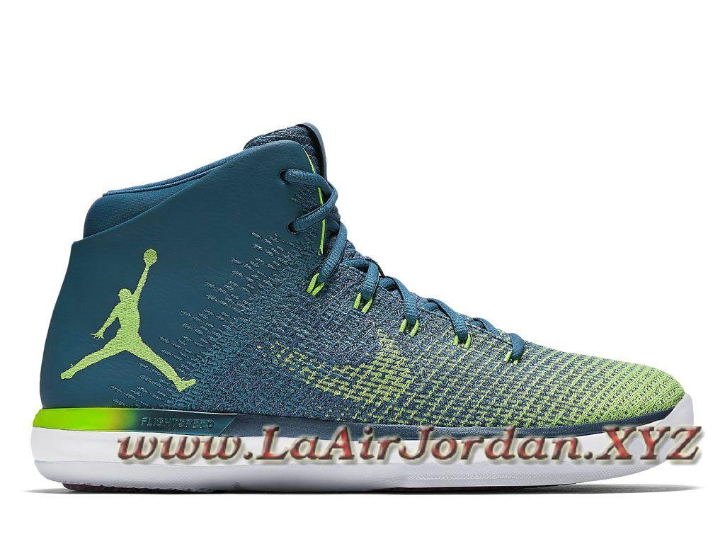 differently f860b be9b7 Air Jordan 31 XXX1 Retro Rio 845037 325 Chaussures Officiel Jordan Prix Pour  Homme Vert Air Jordan 31 XXX1 Retro Rio 845037 325 Chaussures Officiel  Jordan ...