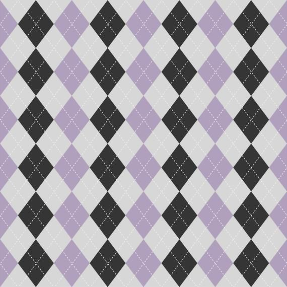INSTANT DOWNLOAD - Collection of digital Argyle pa