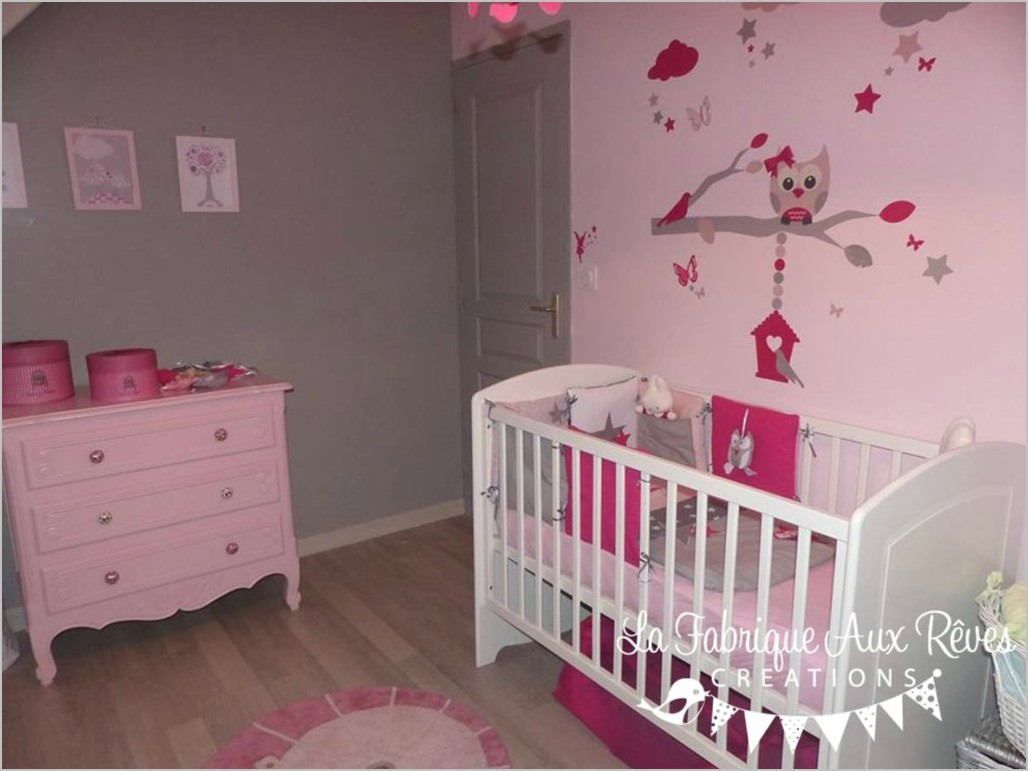 Deco Chambre Fille Rose Et Taupe | Decor, Girl room, Baby girl room