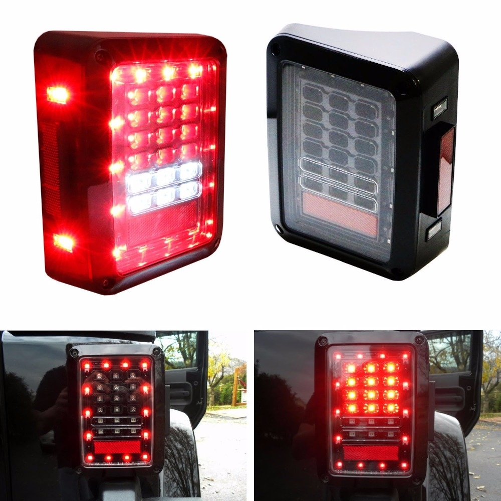 10246 Buy Now Http Aliyyeworldwellspw Gophpt32765748636 Jeep Wrangler Light Bulbs Cheap Tail Quality Led Brake Directly From China Assembly Suppliers For Jeeps Pmma Lens Jk Lights Bulb