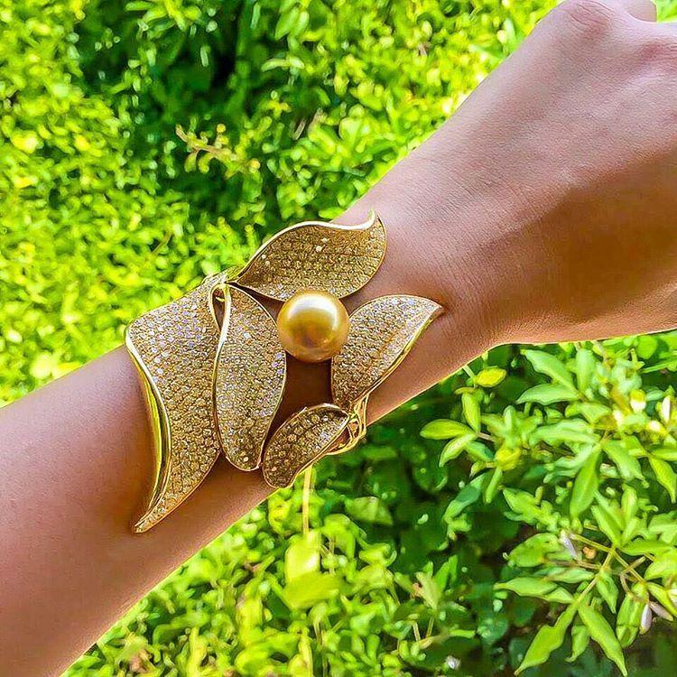 """JEWELMER """"Golden tropical paradise. #Tropics"""""""