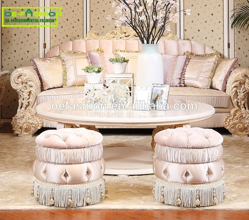 Source Luxury White Sectional Vintage Italian Living Room Fabric Sofa Set On M Alibaba Com Sofa Set Italian Living Room White Sectional