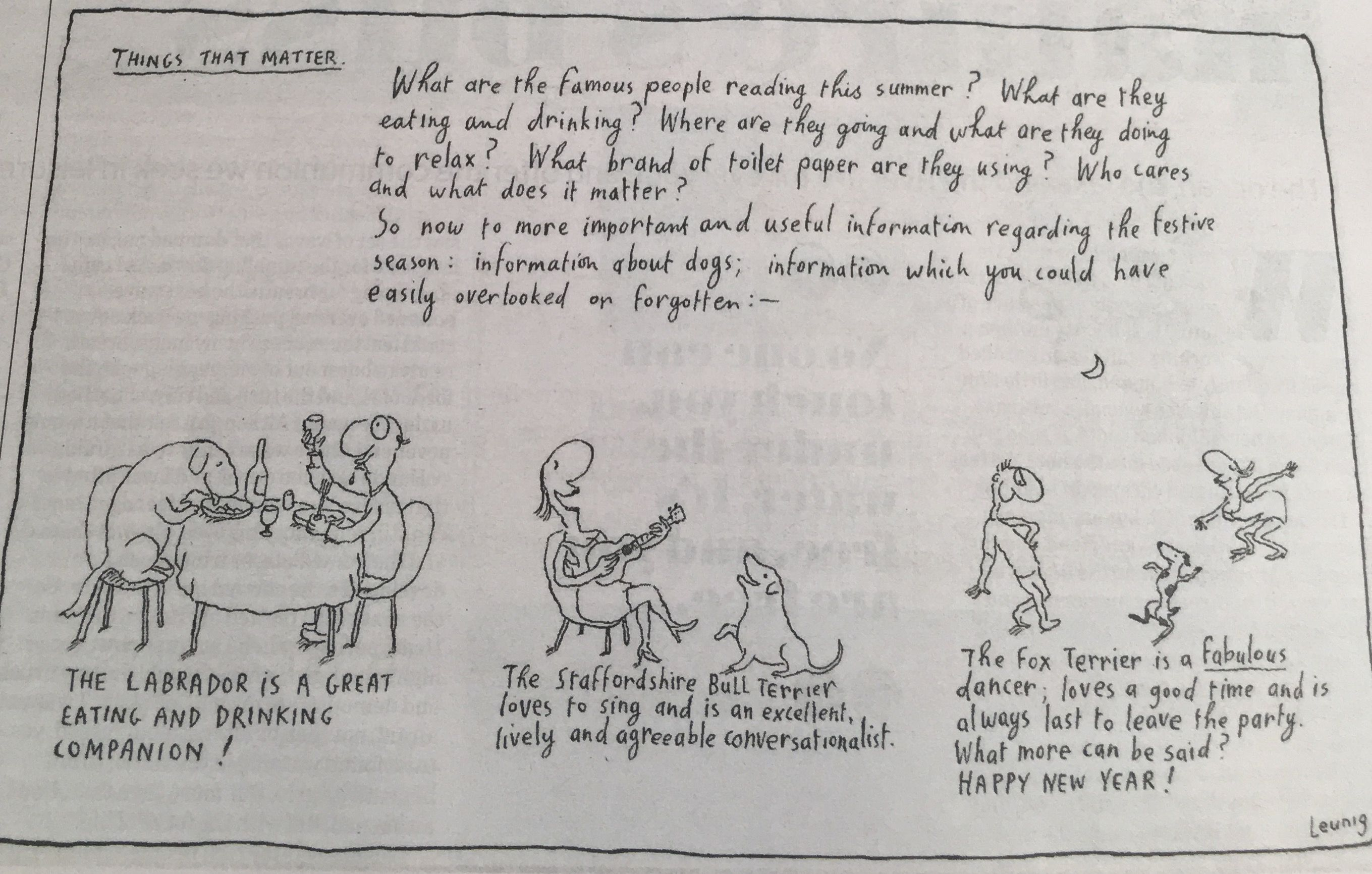 Pin By Sue Kahan On Leunig