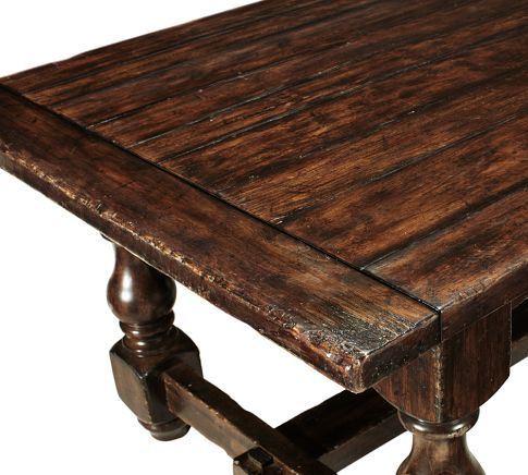 The Most Beautiful Table Ever And Solid Wood Pottery Barn