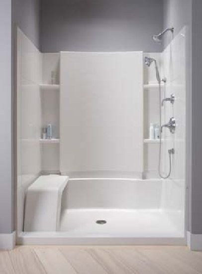 Sterling 72290100 With Images Bathroom Remodel Shower Bathtub