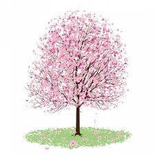Resultado de imagen para arboles de colores dibujos