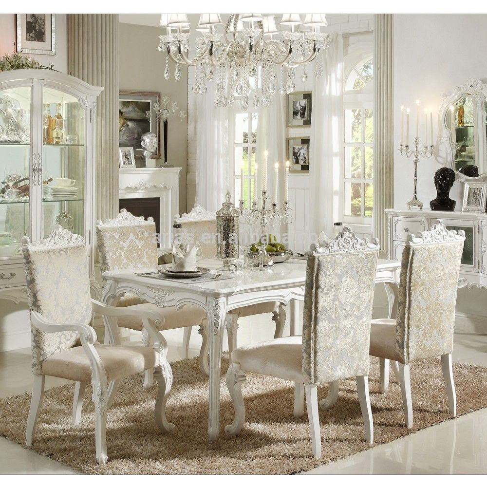 All White Dining Sets  Buy High Quality 577# Philippine Dining Pleasing Quality Dining Room Tables Review