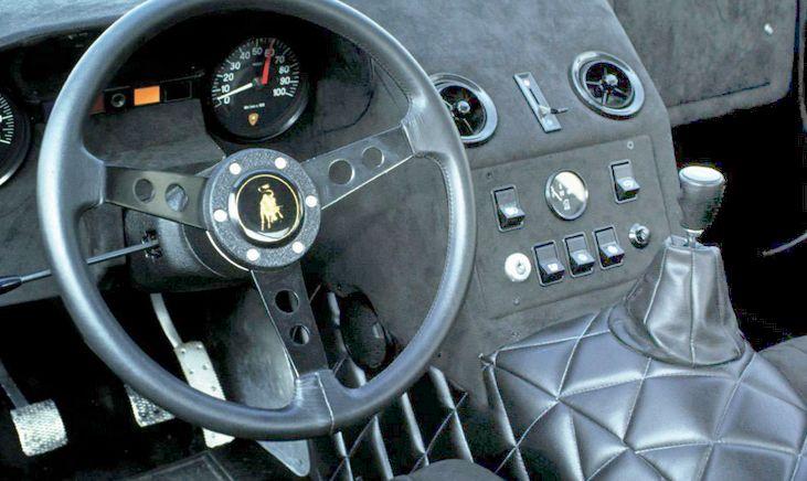 72 Lamborghini Jarama S Rally By Bob Wallace Chassis 10350 Engine