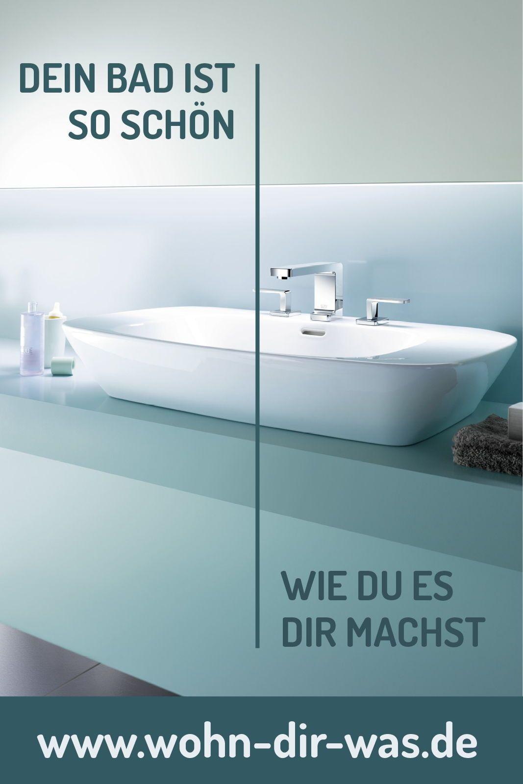 Badezimmer richtig planen – mit Unterstützung von WOHN dir ...