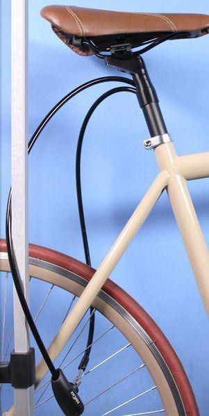 The Interlock Bicycle Light Design Bike Lock Bicycle Design