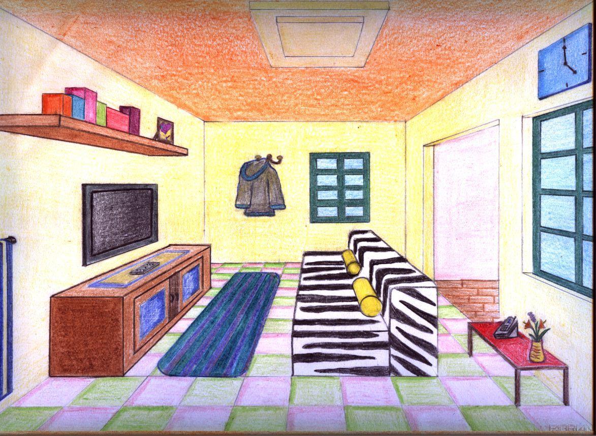 Camera Da Letto In Prospettiva Centrale le migliori 105 immagini su prospettiva centrale stanze
