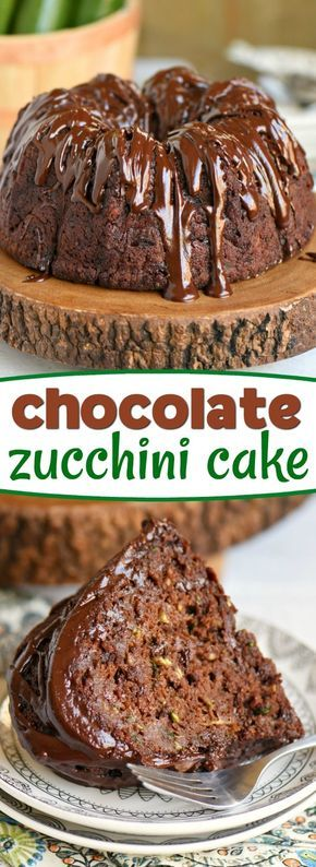This Chocolate Zucchini Cake is bound to be a new favorite for chocolate lovers! Fabulously moist, decadently rich, and impossible to resist! The perfect way to enjoy the summer bounty! // Mom On Timeout
