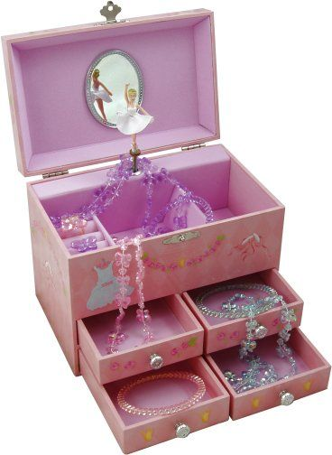 Ballerina Musical Jewellery Boxes Ballerina Music Box Pinterest