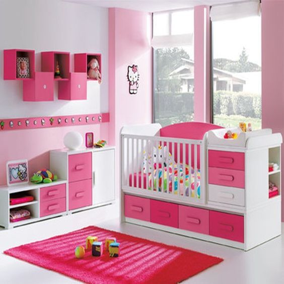 cunas para bebés: | CUARTOS PARA BEBITAS CANOVIK | Pinterest | Cunas ...